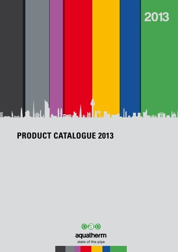 PRODUCT CATALOGUE 2013 - Delta Term