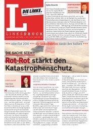 L-Aktuell 06 / 2010 - PDF 1.0 M - Die Linke. - Land Brandenburg
