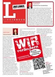 L-Aktuell 02 / 2012 - Die Linke. - Land Brandenburg