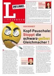 L-Aktuell 03 / 2010 - PDF 1.5 M - Die Linke. - Land Brandenburg