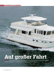 Den Artikel finden Sie hier - Adagio Yachts