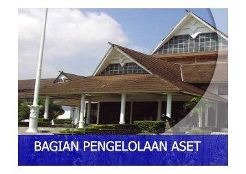 Bagian Asset - Pemerintah Kabupaten Bandung