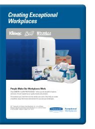Christman Chemical Co. Inc. Paper & Dispensers Catalog 2015