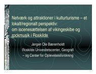 Præsentation v/ Jørgen Ole Bæhrenholdt