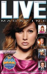 LIVE MAGAZINE VOL 8, Issue #202 February 6th THRU February 20th, 2015