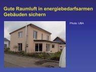 Gute Raumluft_.pdf - gesundes bauen und wohnen« auf der BAU ...