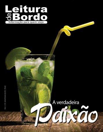 Revista Leitura de Bordo - Fevereiro 2015