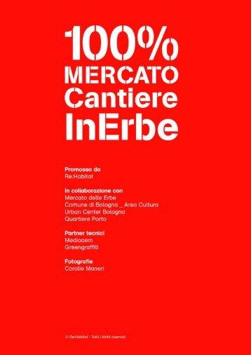 100% MERCATO CANTIERE IN ERBE
