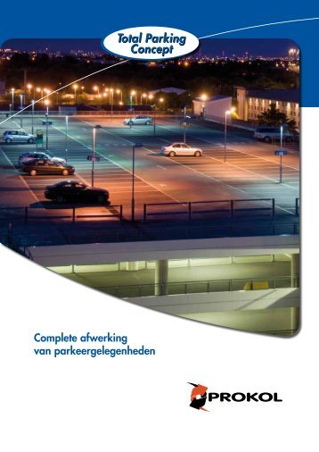 Total Parking Concept - Prokol.nl