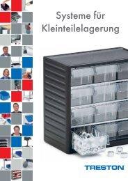 Treston Kleinteilelagerung - LAMBATEC GmbH