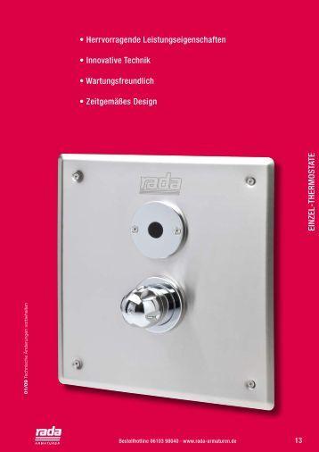 ein Zel-thermostate • Herrvorragende ... - rada-nl.com