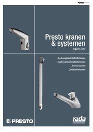 Presto Brochure - rada-nl.com