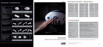 Rada Sense - rada-nl.com
