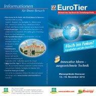 Informationen - EuroTier