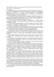 Dopis pěti komunistických a dělnických stran ústřednímu výboru KSČ
