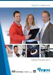 Katalog Produktów 2012 - EMM
