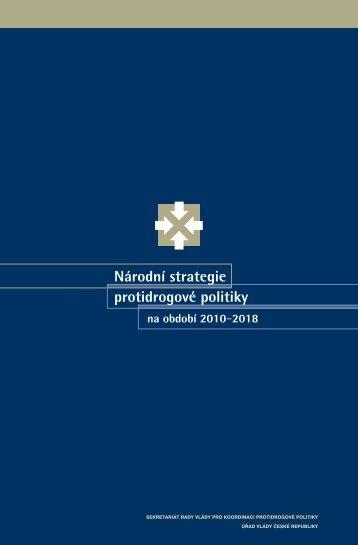 Národní strategie protidrogové politiky na období 2010–2018