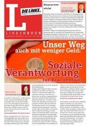 L-Aktuell 10 / 2010 - PDF 1.1 M - Die Linke. - Land Brandenburg