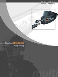 SAVOX® C-C500 MPM