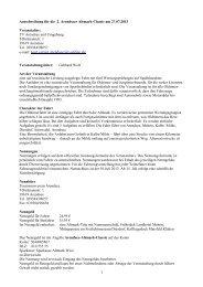 Ausschreibung für die 2. Arendseer Altmark-Classic am 27.07.2013