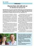 Gemeindebrief - Die Evangelisch-Lutherische Kirchengemeinde im ... - Seite 4