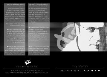 Katalogseite Lauer als PDF - Atelier Ausstellung