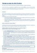 Du copyright au copyleft - Pipsa - Page 3