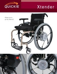 Xtender - Mobility Solutions Inc.