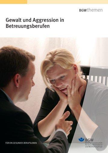 Gewalt und Aggression in Betreuungsberufen (TP-PUGA)