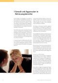 Gewalt und Aggression in Betreuungsberufen (TP-PUGA) - Seite 6