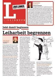L-Aktuell 01 / 2011 - PDF 1.1 M - Die Linke. - Brandenburg.de