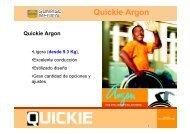Quickie Argon