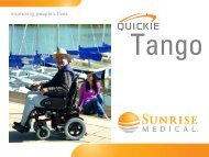 Quickie Tango - Ortopedia Plaza