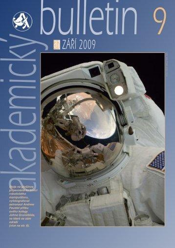 věda a výzkum - Akademický bulletin - Akademie věd ČR