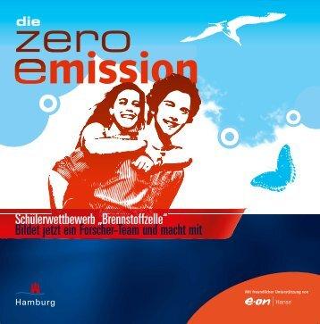 Brennstoffzelle - Die Zero Emission