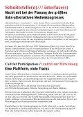 20110722_LiMA2012_c4p - LiMA – Akademie für Journalismus ... - Seite 2