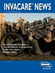 Invacare News 2 2010
