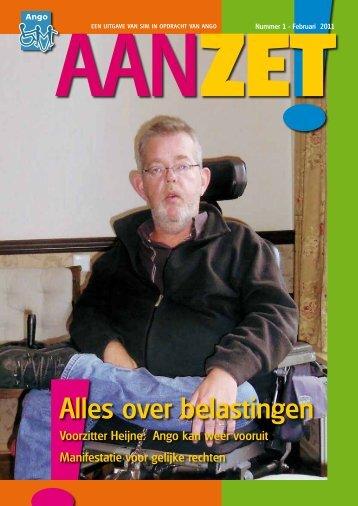 Alles over belastingen - Ango