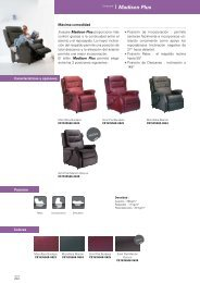 Invacare Madison Plus - Ortopedia Plaza