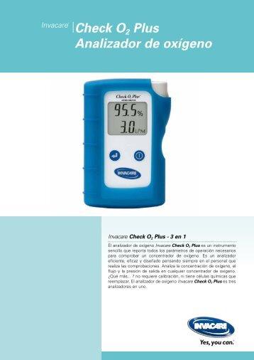 Invacare solo port til concentrador de ox geno for Analizador de oxigeno