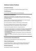 Indikationen Academy Sitzkissen - Invacare - Seite 2