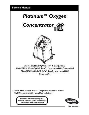 Clinical Evidence on XPO2 Portable Oxygen Concentrator