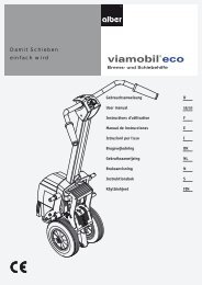 User Manual V14_Spanish.pdf - Invacare