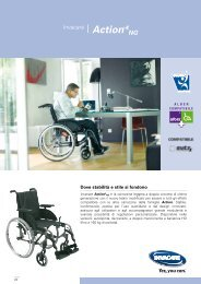 Action®4 - Invacare