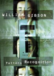 Pattern Recognition - basearts.com