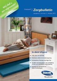 Invacare® | Zorgbulletin Wat doet u aan valpreventie?