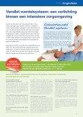 Invacare® | Zorgbulletin Wat doet u aan valpreventie? - Page 7