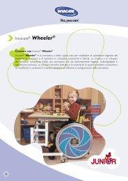 Invacare® Wheeler® - Ortopedia Paoletti