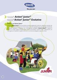 Invacare® Action3 Junior® Evolutiva - Ortopedia Paoletti
