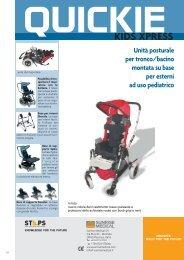 quickie kids xpress - Ortopedia Paoletti